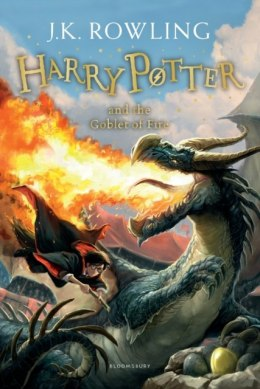 Harry Potter and the Goblet of Fire - 4